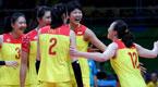 实拍:中国女排奥运夺冠一刻 日本解说疯狂!
