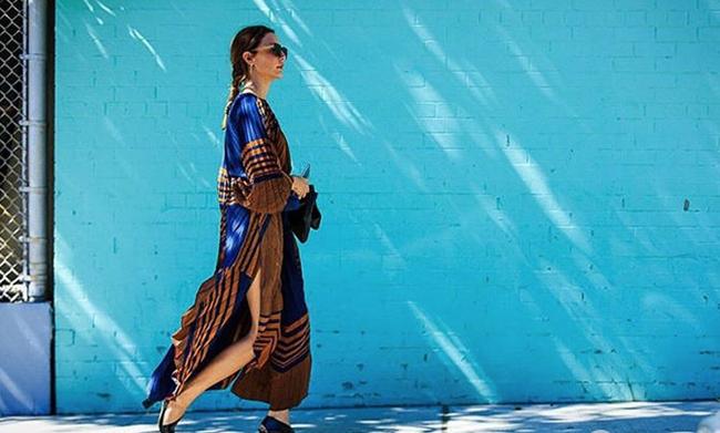 法国女生的时尚演绎 出国旅行就该这样穿!