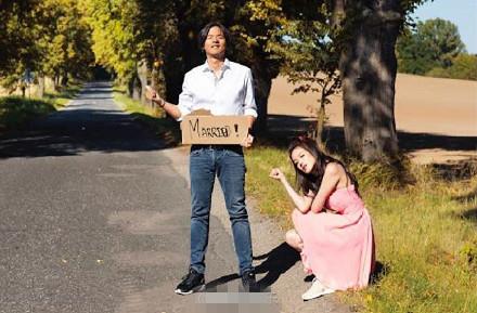 """舒淇、冯德伦结婚早有端倪?恋4年""""靠头合照""""泄密"""