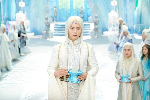 《幻城》冰王之战 马天宇:欢迎加入樱空释战队