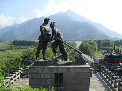 长征红军渡过金沙江靠什么办法实现未掉一人一马?