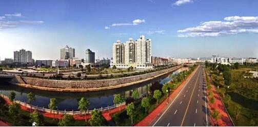 ...国260个城市经济表现排名 江西所有城市均上榜