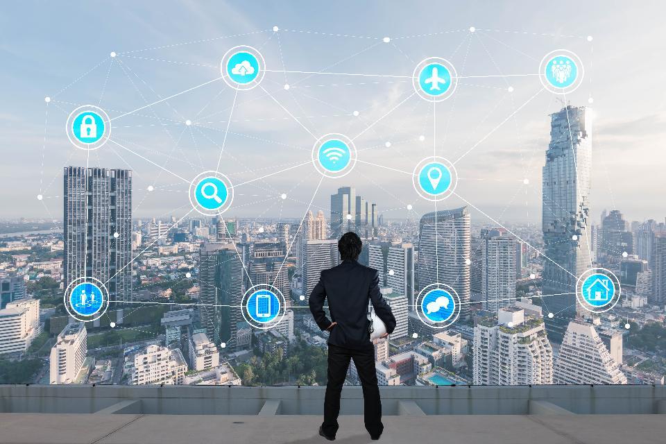 55%受访企业将物联网战略视为有效竞争手段