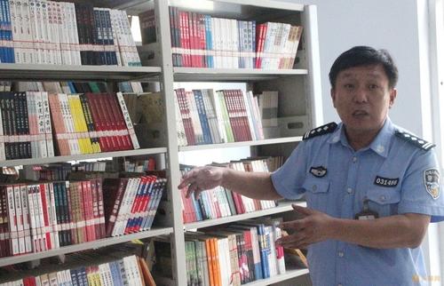 山东省图书馆内部结构图