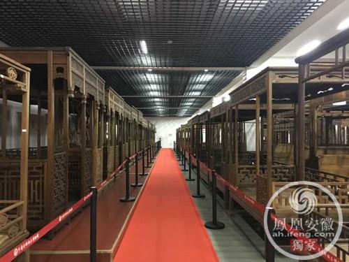 凤观滁州 | 全媒体走进金丝楠木博物馆