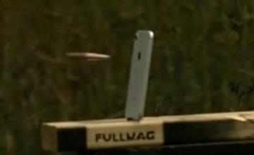 用狙击步枪射击iPhone7会怎样?国外玩家暴力测试