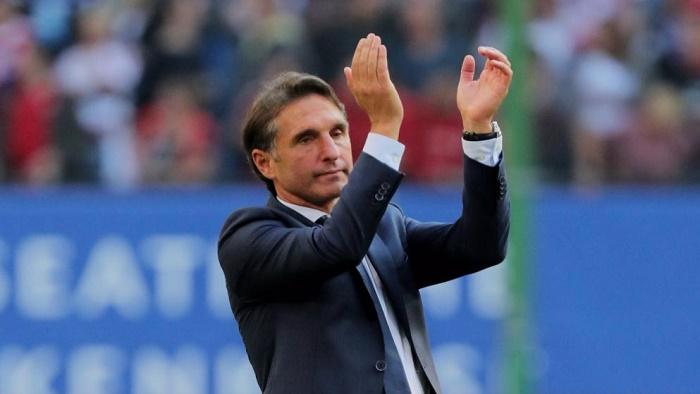汉堡官方宣布主帅拉巴迪亚下课 新帅下周上任