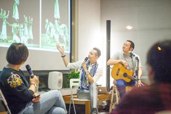百灵岛举办新疆音乐分享会