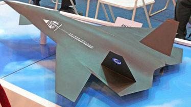 疑中国暗剑无人机飞行测试 速度高达5倍音速