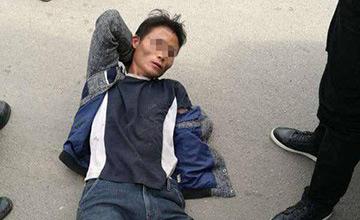 云南一村6户16人被杀:嫌犯被捕照片曝光