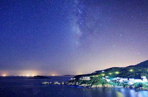 灯塔摄影,出海捕鱼,东海最美海岸线