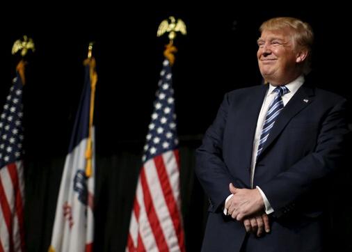 难怪不敢公开!特朗普纳税税率创25年来总统候