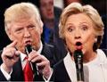 """美大选""""终极辩战"""""""