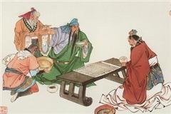 围棋的故事:关羽刮骨时下棋 谢安接捷报不停手