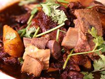 3分钟一道养生菜:牦牛排焖山药
