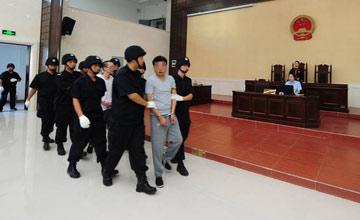 海南三亚一批毒贩被执行死刑