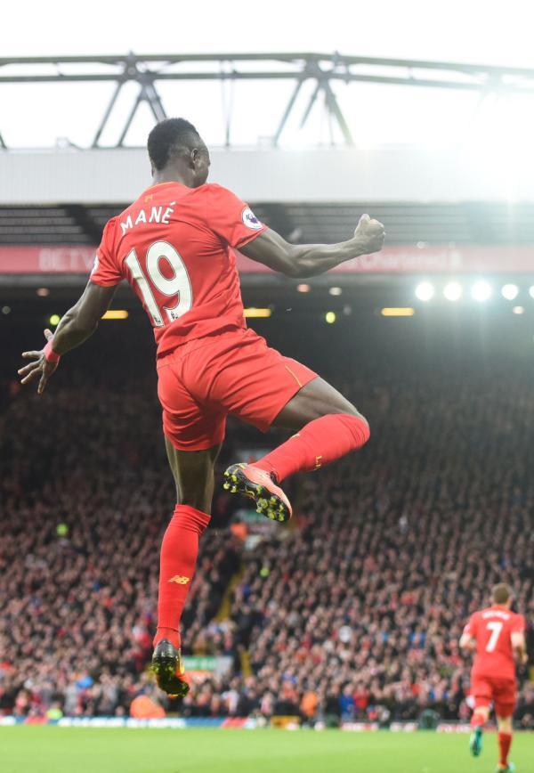 利物浦重返英超榜进攻美如画