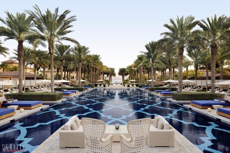 棕榈树下的绿洲天堂——one&only棕榈岛豪华度假村酒店
