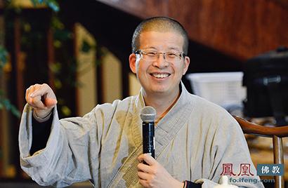 圣凯法师:佛教界人才辈出 祖庭后继有人