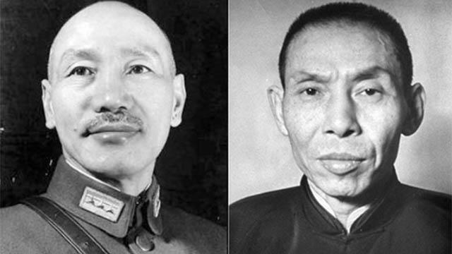 蒋介石联合杜月笙贩毒 杜月笙大挣后买飞机送蒋
