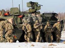 俄与北约军备扩张 针锋相对