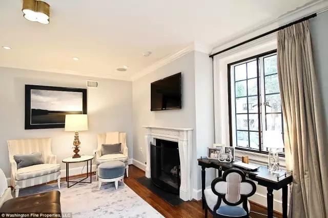 奥巴马卸任后新住房有9个卧室 不过竟然是租的! - 子泳 - 子泳WZ的博客