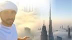 迪拜王子分享悠闲的早晨 不愧是皇室视角