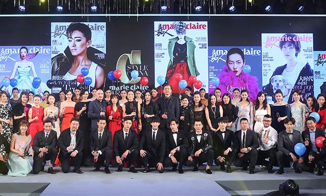 2016嘉人中国风超级盛典闪耀京城