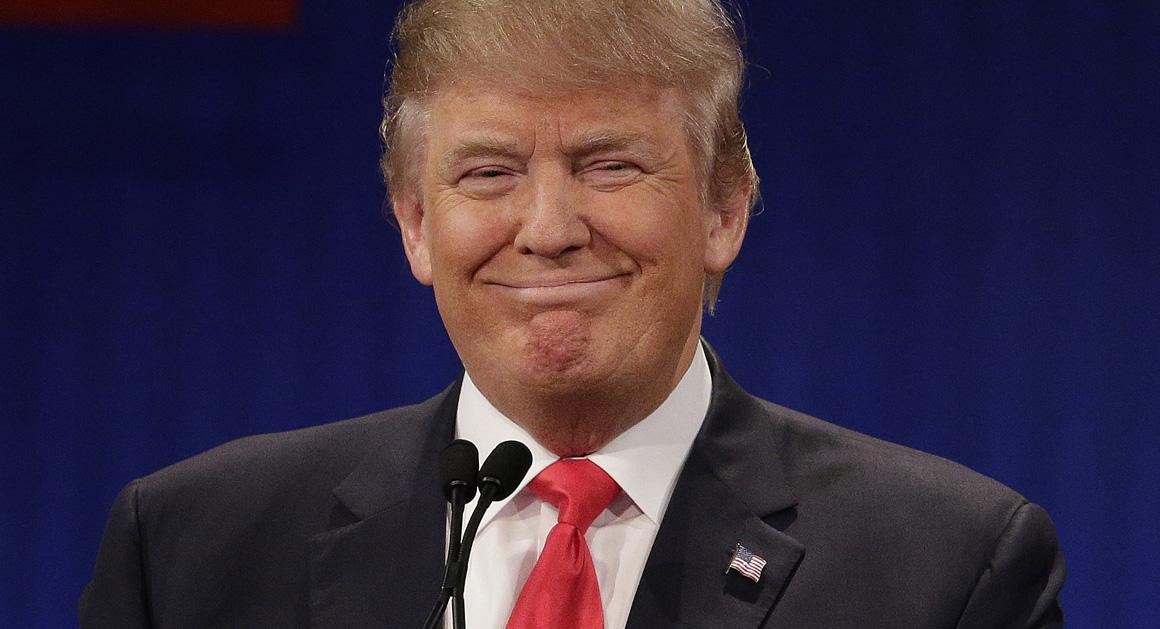 英媒:特朗普将改变美国对华政策走向强硬