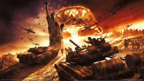 美臆测世界大战5大发源地 其中3个涉及中国