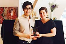 现代折纸艺术家刘通获提名