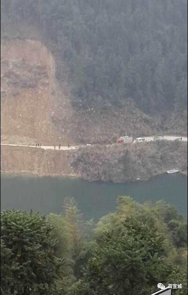 安徽女官员和丈夫驾车外出冲入水库 双双遇难