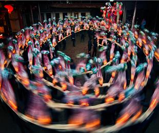 仙居民俗传统