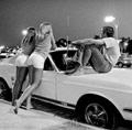 40年前美国人的夜晚