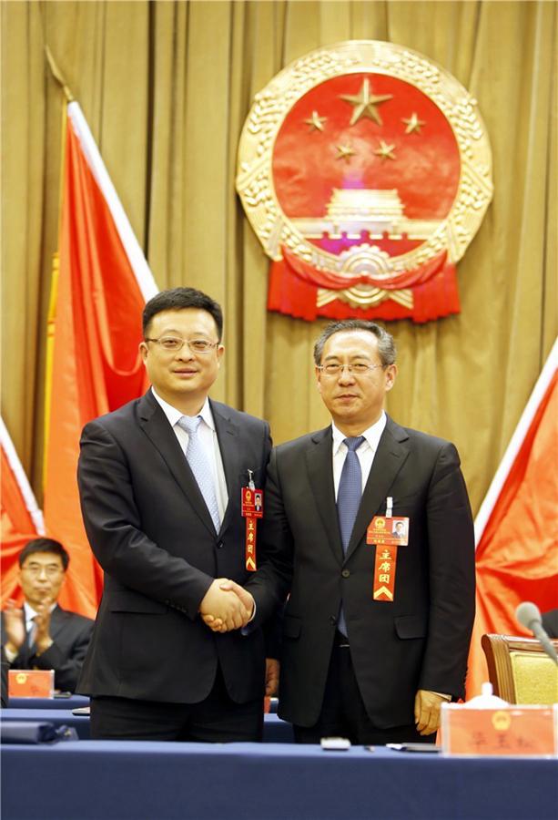 政治协商会议第十三届青岛市南区委员会第一次会议闭幕