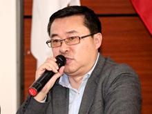 凤凰网副总裁兼总编辑邹明