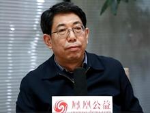 中国西部人才开发基金会理事长兼秘书长汪文斌