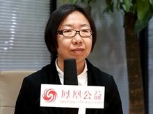 全国妇联权益部副部长张彦红