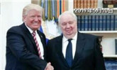被指向俄泄露高度机密 特朗普:我绝对有权这样做