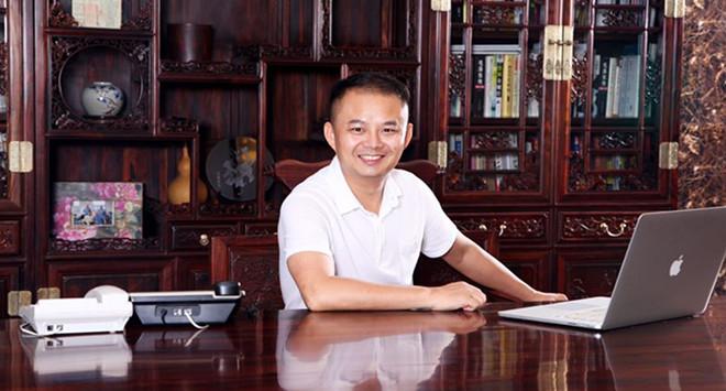 朱圣杰:打造中国空气净化产业城 title=