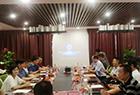 河南省湖北商会换届筹备会议在郑州恒之源召开