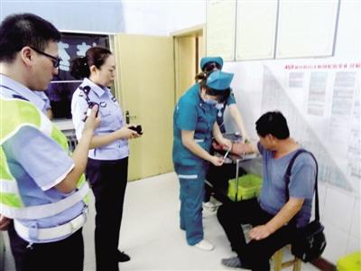 河南省出动警力31207人次严查客车违法