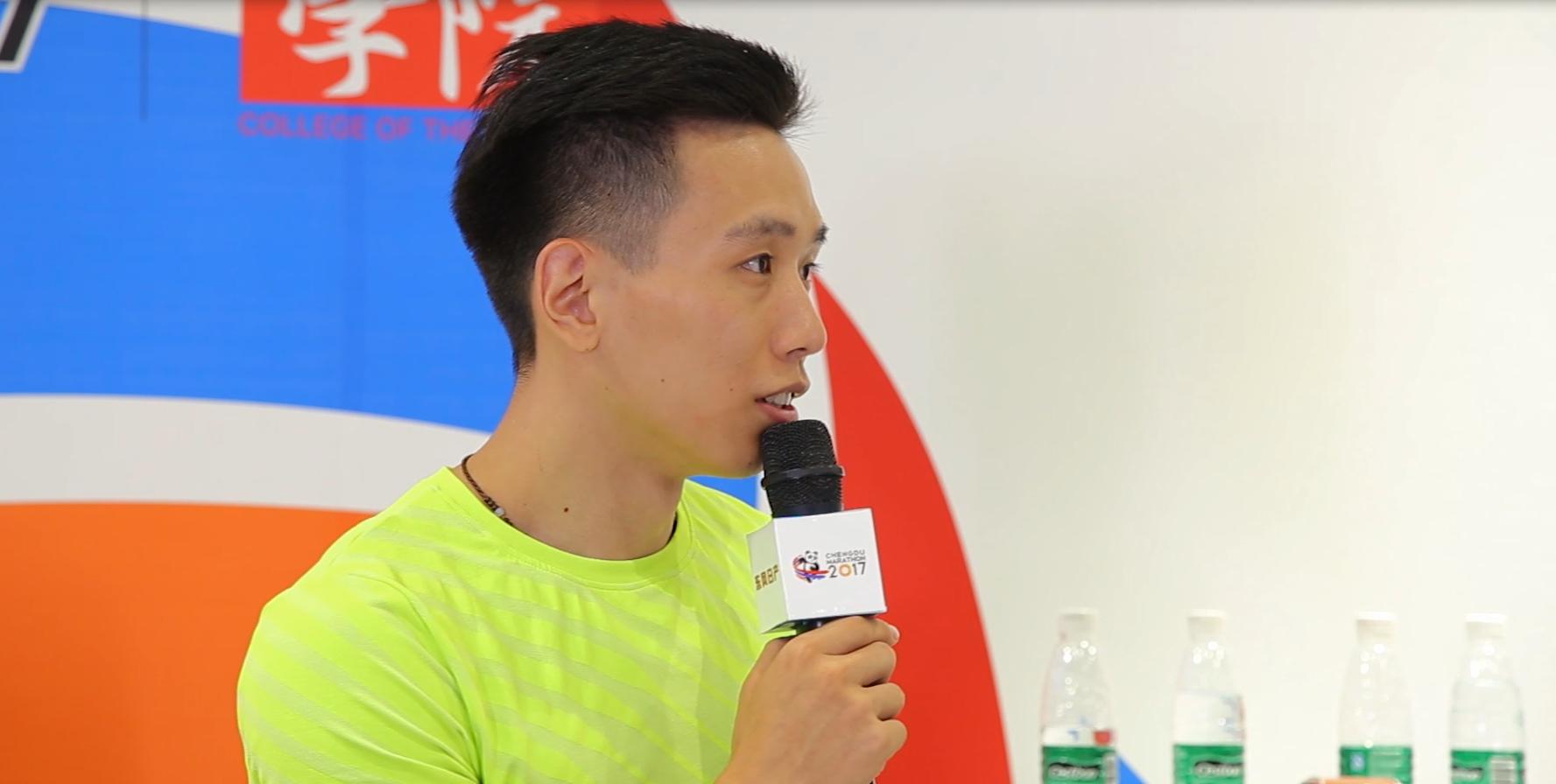 成马大师学院第四期:专业跑者告诉你这么吃才跑得快