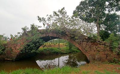红游记:探访400多年的衡南县高峰古村