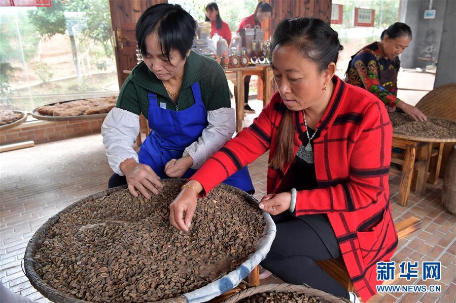 江西永新:山野小吃成就扶贫致富产业