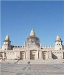 无锡灵山梵宫修缮如初一年后开放