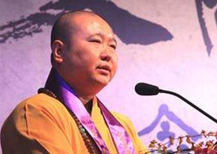中佛協副會長覺醒法師致唁電悼念一誠長老