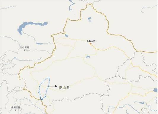 3在逃暴恐人员暴力拒捕 被新疆警方当场击毙(图)
