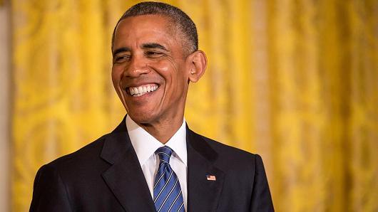 卸任后奥巴马将住进大豪宅 连新工作也有着落了?