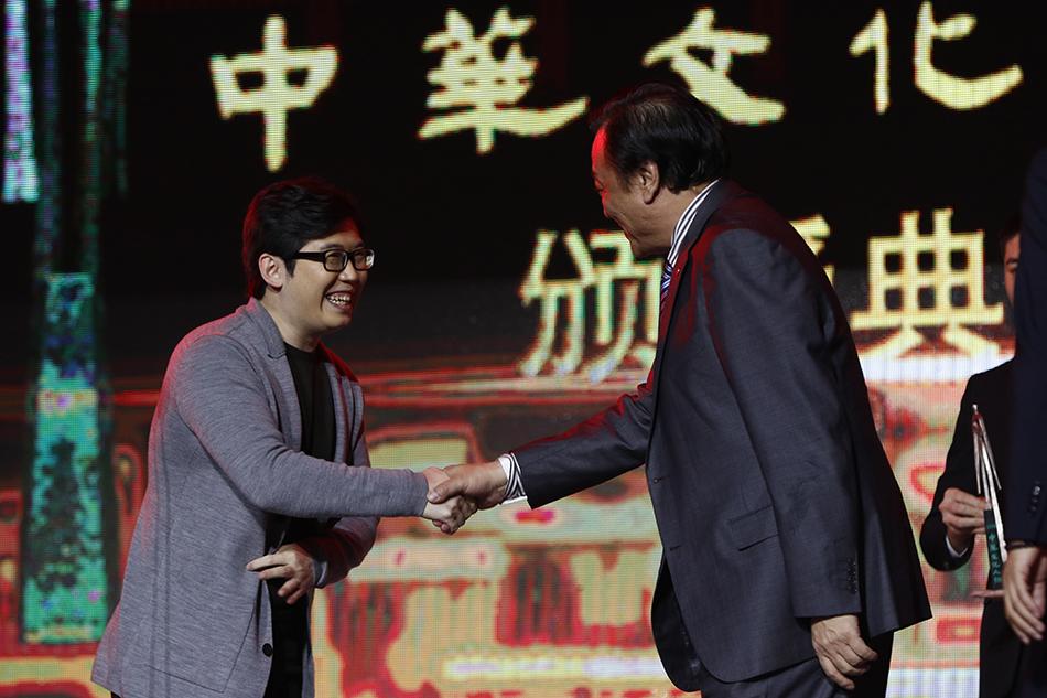 折纸艺术家刘通获奖